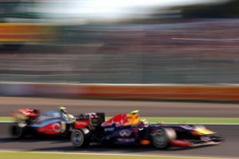 McLaren says its poor 2013 F1 season should be a warning to Red Bull