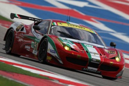 AF Corse splits Bruni, Fisichella for 2013 WEC title push