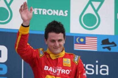 GP2 champion Fabio Leimer to make 2013 RoC debut