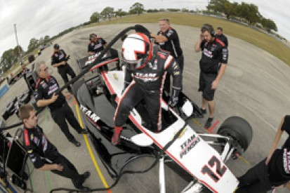 Penske pleased with Juan Pablo Montoya's IndyCar test return pace