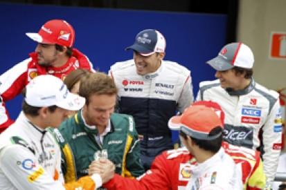 Pastor Maldonado Lotus decision set to unlock 2014 F1 driver market