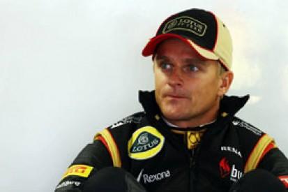 Heikki Kovalainen 'underestimated' F1 Lotus stand-in challenge