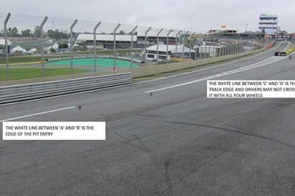 Analysis: Why Massa was penalised during Brazilian GP