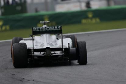 Brazilian GP: Hamilton baffled by Bottas accident