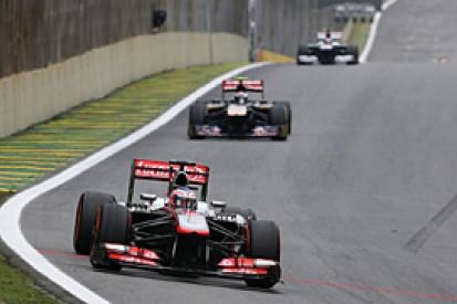 Brazilian GP: Button says McLaren needed happy ending