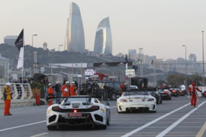 Baku FIA GT: Races delayed after further issues