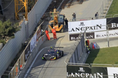 Baku FIA GT: Rast and Mayr-Melnhof win qualifying race for WRT Audi