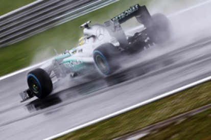 Formula 1 tech analysis: how wet is too wet?