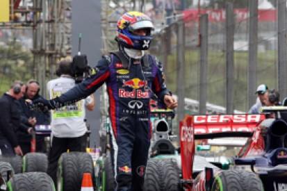 Brazilian GP: Mark Webber rues discomfort on final tyres