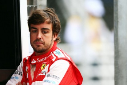 Brazilian GP: Fernando Alonso admits he let front row chance slip