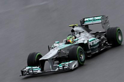 Brazilian GP: Hamilton admits he has work to do in the wet