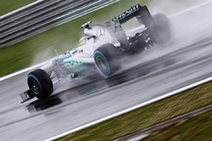 Brazilian GP: Rosberg claims he used up his KERS too soon