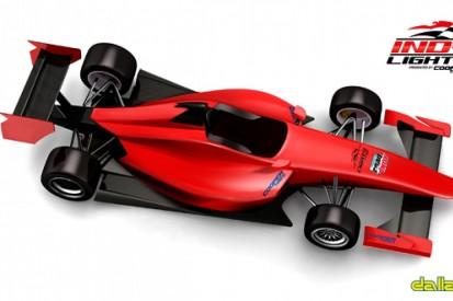 Dallara reveals new Indy Lights car design