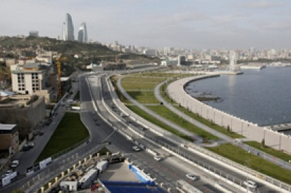 Baku FIA GT: Practice delayed due to track modifications