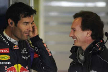 Mark Webber can end F1 career with victory, says Christian Horner