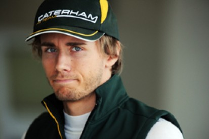 Pic admits F1 future unclear as Kovalainen expects Caterham return