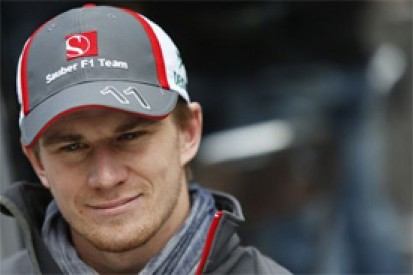 Hulkenberg resigned to midfield F1 seat after being overlooked by top teams
