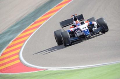 Ferrari protege Raffaele Marciello leads Formula Renault 3.5 test