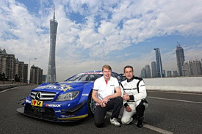 DTM chooses Guangzhou for 2014 Chinese round