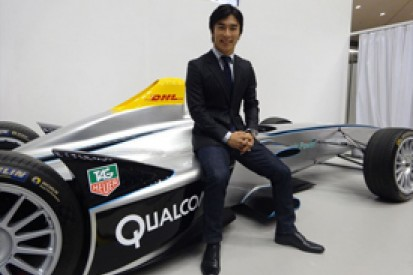 Takuma Sato to test Formula E car