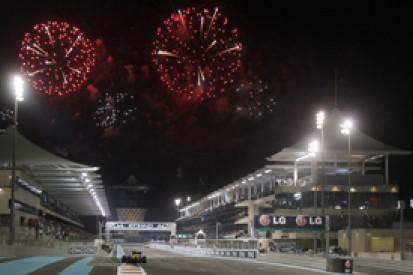 Abu Dhabi set to get finale slot in 2014 Formula 1 calendar rejig