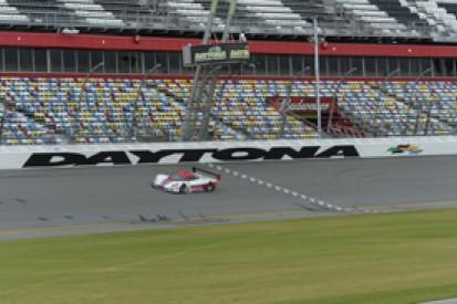 Daytona United SportsCar test halted after big crashes