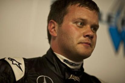 Fortec earmarks Marko Asmer for 2014 Blancpain Mercedes drive