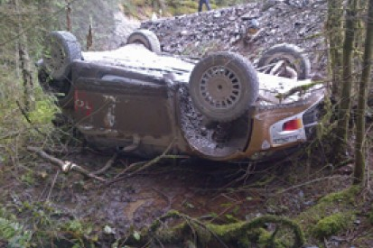 Robert Kubica: Rally GB shunts won't affect WRC future decision