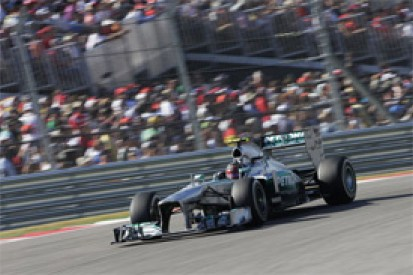 Hamilton hails Austin breakthrough after new chassis solved issues