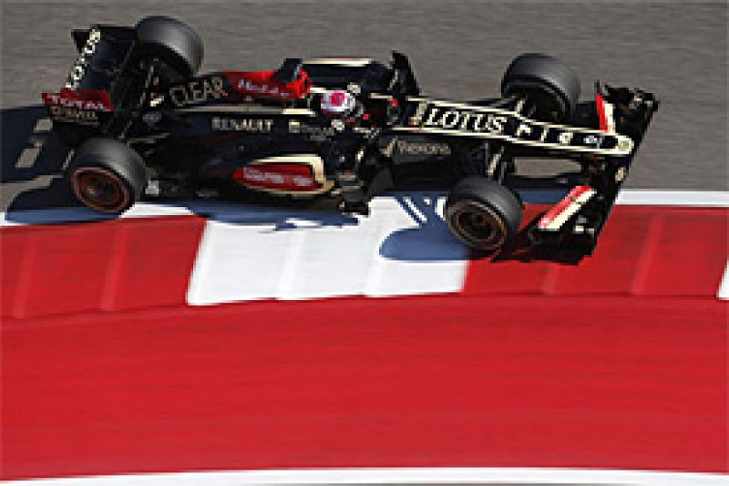 US GP: Kovalainen blames front wing problem for struggles