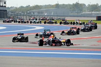 Formula 1 teams fear boring 2014 races after one-stop US GP