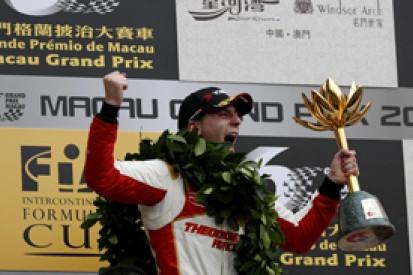 Macau F3: Alex Lynn claims emphatic victory, Felix da Costa second