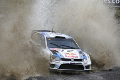 WRC Rally GB: Sebastien Ogier ends VW's dominant year with victory