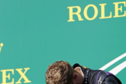 US GP: I'm not getting bored after Austin win says Sebastian Vettel