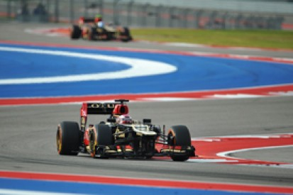 US GP: Kovalainen sure he matched expectations in Lotus debut