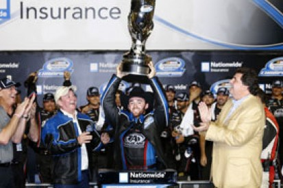 Austin Dillon takes NASCAR Nationwide crown in dramatic finale