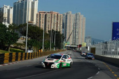 Macau WTCC: Gabriele Tarquini takes engine change, put to back of grid