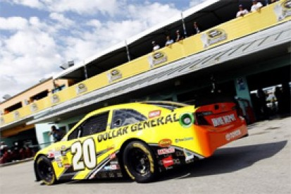 Homestead NASCAR: Matt Kenseth quickest in practice for finale