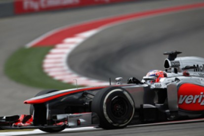 US GP: McLaren's Jenson Button says poor qualifying speed a mystery