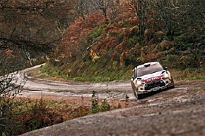 Rally GB: Robert Kubica retires after second accident