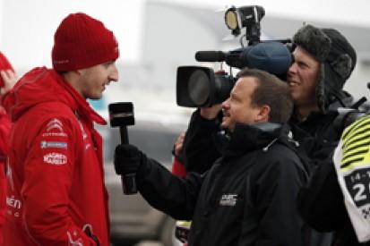 WRC Rally GB: Robert Kubica has second crash