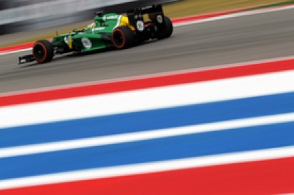 US GP: Caterham's Charles Pic gets gearbox penalty