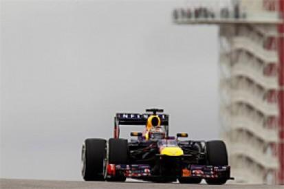 US GP: Vettel beats team-mate Webber to Austin pole