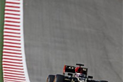 US GP: Kovalainen downplays rapid pace in F1 practice