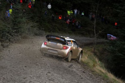 WRC GB: Robert Kubica eager to rejoin Rally GB after crash