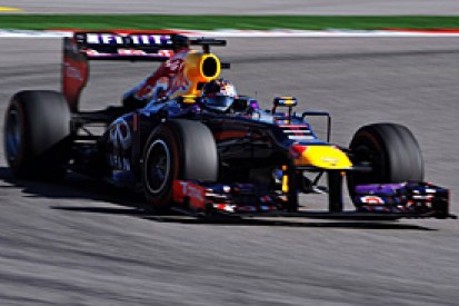 US GP: Vettel faster than it looks, according to Webber