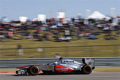 US GP: Button hit with grid penalty for overtaking under red
