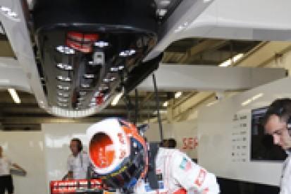 Jenson Button surprised McLaren chose Kevin Magnussen for F1 2014