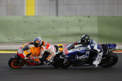 Marc Marquez backs MotoGP title rival Jorge Lorenzo's aggression