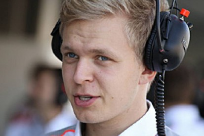 Lewis Hamilton believes Kevin Magnussen will be mega quick in F1